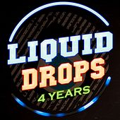 4 Years Liquid Drops - EP by Various Artists