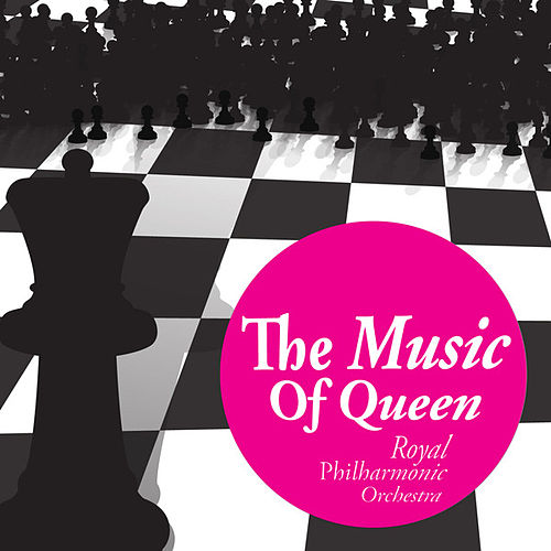 Music Of Queen by Royal Philharmonic Orchestra