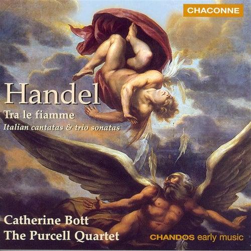 HANDEL: Trio Sonatas / Tra le fiamme / Notte placida e cheta von Various Artists