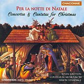 Concertos and Cantatas For Christmas von Various Artists