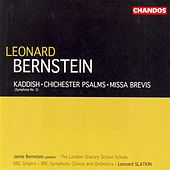 BERNSTEIN: Kaddish / Chichester Psalms / Missa Brevis by Various Artists