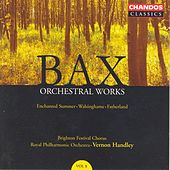 BAX: Orchestral Works, Vol. 8 by Various Artists