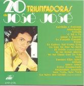 20 Triunfadoras De Jose Jose by Jose Jose