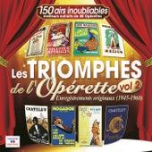 Les triomphes de l'opérette, Vol. 2 (1945-1960) by Various Artists