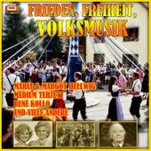 Frieden, Freiheit, Volksmusik by Various Artists