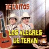 16 Éxitos by Los Alegres de Teran