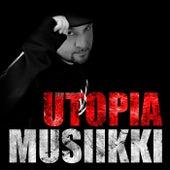 Utopiamusiikki by Various Artists