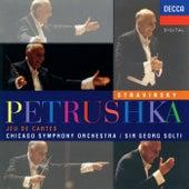 Stravinsky: Petrushka; Jeu de cartes von Sir Georg Solti