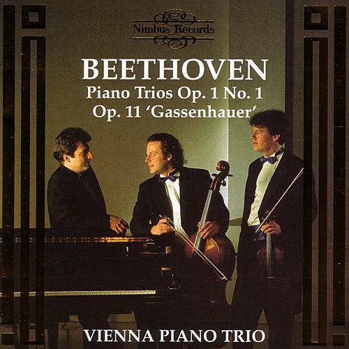 Beethoven: Piano Trios Op.1 No.1, Op. 11 'Gassenhauer
