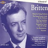 A Portrait of Britten by Various Artists