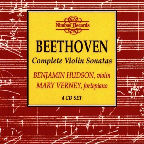 Beethoven: Complete Violin Sonatas by Benjamin Hudson