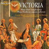 Victoria, Motet and Masses, European Choral Music 1525-1751 by Christ Church Cathedral Choir