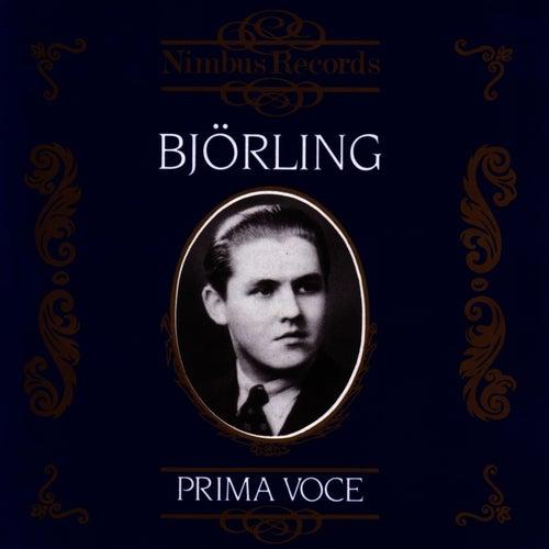 Prima Voce: Jussi Björling by Jussi Björling