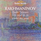 Rakhmaninov: Etudes-Tableaux, Op. 33 & Op. 39 by John Lill