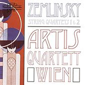 String Quartets 1 & 2 by Artis Quartett Wien