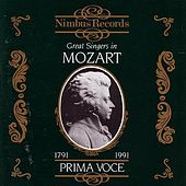 Prima Voce: Great Singers In Mozart by Various Artists