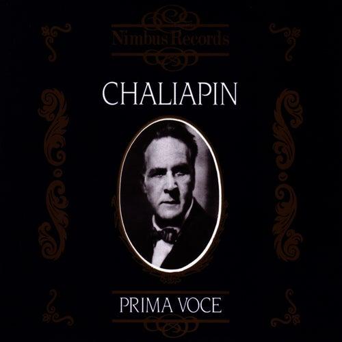 Chaliapin: Prima Voce by Feodor Chaliapin