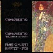 Korngold & Reznicek String Quartets by Franz Schubert