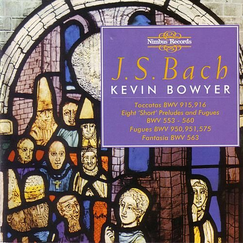 The Works For Organ Vol 4 by Kevin Bowyer