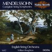 Mendelssohn - String Symphonies by English String Orchestra