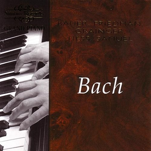 Bach: Grand Piano by Various Artists