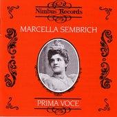 Prima Voce: Marcella Sembrich by Marcella Sembrich