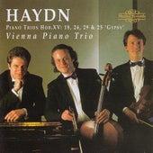 Haydn: Piano Trios Hob.XV - 18, 24, 29 & 25 'Gypsy' by Vienna Piano Trio
