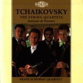 Tchaikovsky: The String Quartets / Souvenir De Florence by Franz Schubert