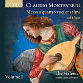 Monteverdi: Messa a quattro voci et salmi of 1650 Volume I by Various Artists