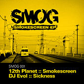 Smokescreen EP by Various Artists