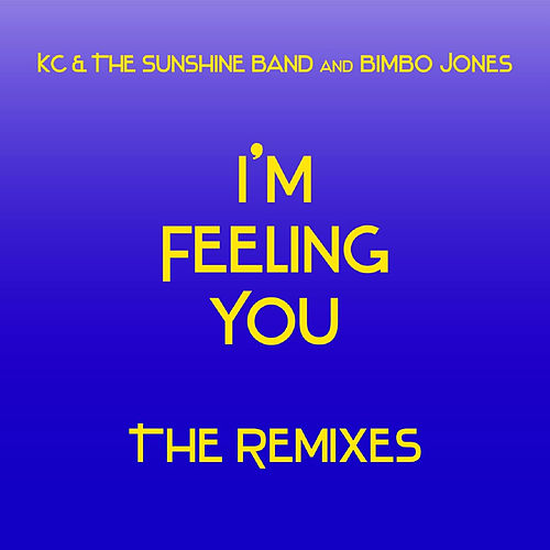 I'm Feeling You - The Remixes by Bimbo Jones
