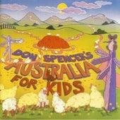 Australia for Kids by Don Spencer