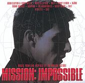 Mission Impossible... (Music Inspired By) by Various Artists