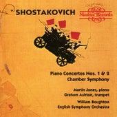 Shostakovich: Piano Concertos & Chamber Symphony by Graham Ashton