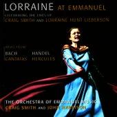 Lorraine Hunt Lieberson at Emmanuel by Lorraine Hunt Lieberson