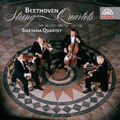 Beethoven: String Quartets Nos 11-16 incl. Grosse Fuge / Smetana Quartet by Smetana Quartet
