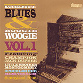 Barrelhouse, Blues & Boogie Woogie, Vol. I by Various Artists