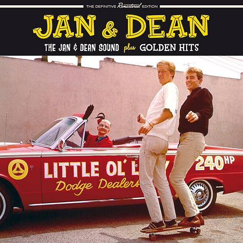 The Jan & Dean Sound + Golden Hits (Bonus Track Version) by Jan & Dean