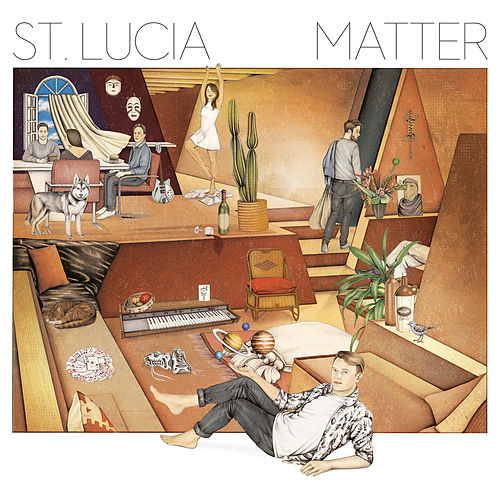 Dancing On Glass (Acoustic) von St. Lucia