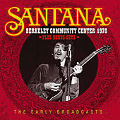 Berkeley Community Center 1970 (Live) von Santana