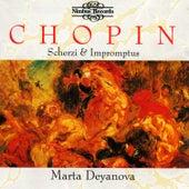 Chopin: Scherzo & Impromptus by Marta Deyanova