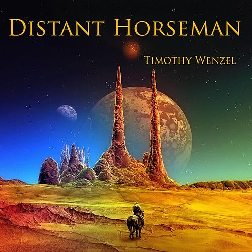 Distant Horseman by Timothy Wenzel