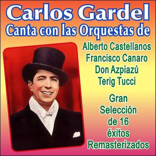 Canciones Con Orquesta by Carlos Gardel