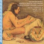 Orchestral Music of Edward MacDowell by Bohuslav Martinu Philharmonic