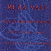 Reza Vali - Calligraphies by Cuarteto Latinoamericano