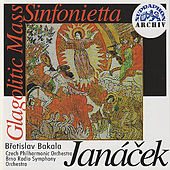 Janáček: Sinfonietta & Glagolitic Mass by Various Artists