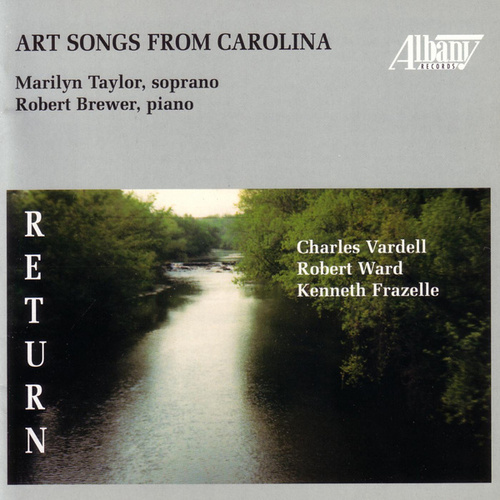 Art Songs from Carolina by Marilyn Taylor