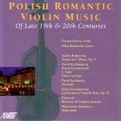 19th & 20th Century Polis Violin Music by Tyrone Greive