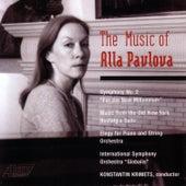 Music of Alla Pavlova by The International Symphony Orchestra