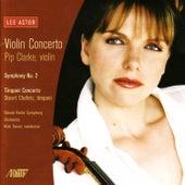 Violin Concerto by Slovak Radio Symphony Orchestra